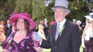 BBC Radio Cornwall's Tiffany Truscott and Tim Hubbard