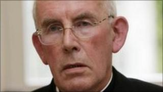 Cardinal Sean Brady has been involved in several 'firsts' for the Catholic Church