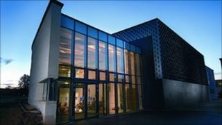 Bath Spa university theatre