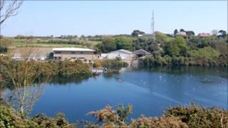 St Andrew's Reservoir