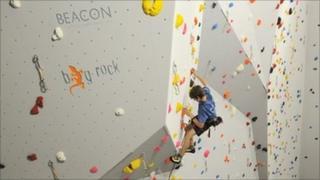 Big Rock wall by Beacon Climbing at Milton Keynes (Pic: Beacon Climbing/Ray Wood)