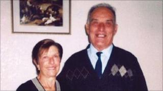 Italian grandparents Guiseppe and Caterina Massaro who were murdered