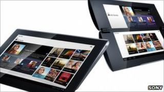 Sony's upcoming tablet devices