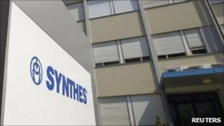 Synthes headquarters
