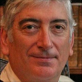 Sir Geoffrey Rowland