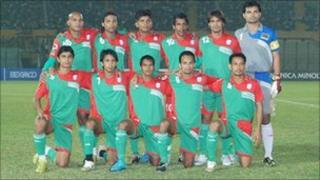 Bangladesh football team