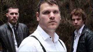 Members of The Barnum Meserve