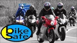 Cumbria Police Bikesafe campaign