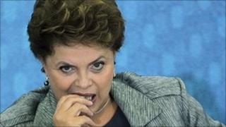 Dilma Rousseff, 26 April 2011
