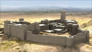 Bahla fort
