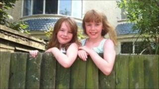 Jessica and Catriona Braithwaite