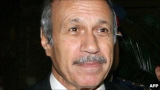 Egypt's former Interior Minister Habib al-Adly. File photo
