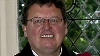 Rev Norman Banks