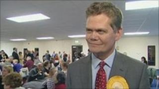 Liberal Democrat MP Stephen Lloyd