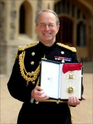 Gen Sir David Richards, Chief of the Defence Staff