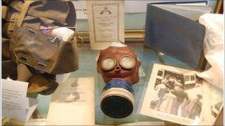 Mersey Blitz exhibition