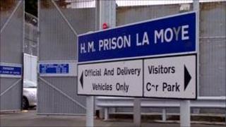 H.M. Prison La Moye