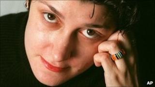 Journalist Dorothy Parvaz (file image)