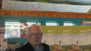 Frank Owen at Penrith TIC
