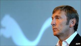Puma executive chairman Jochen Zeitz