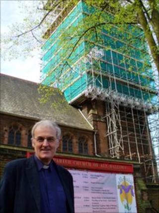 The Reverend Godfrey Butland