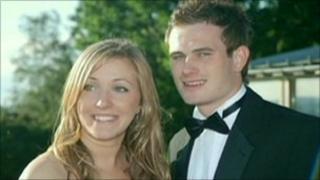 Emily Jordan and Jonathan Armour