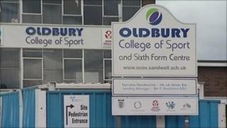 Oldbury College of Sport