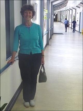 Arabella Kiszely, chair of Cheltenham Open Studios
