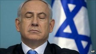 Benjamin Netanyahu (file image)