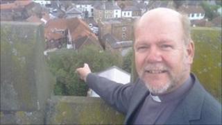 The Revd Geoffrey Holdsworth