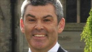 New West Mercia Chief Constable David Shaw