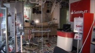 Santander bomb