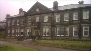 Police treatment centre in Harrogate