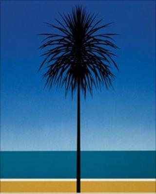 "Metronomy ""English Riviera"" album cover"