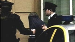 Paul James Morrin, 43, outside the court