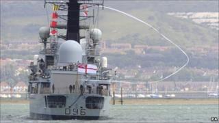 HMS Gloucester