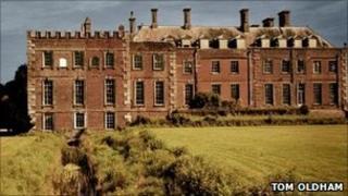 St Giles House Estate, Wimborne St Giles, Dorset