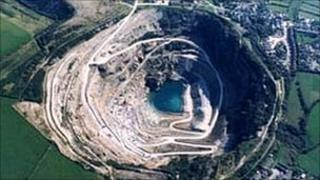Quarries are full of hidden dangers and hazardous materials