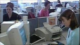 Stream International call centre
