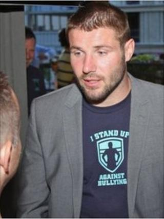 Ben Cohen in Atlanta