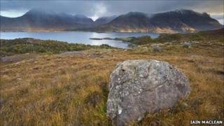 Torridon. Pic: Copyright of Iain Maclean