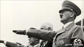 Adolf Hitler. Photo: 1936
