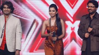 india x factor judges