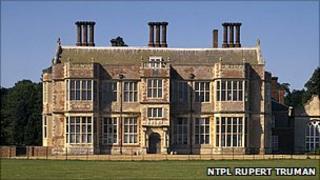 Felbrigg Hall, Norfolk (Photo: NTPL Rupert Truman)