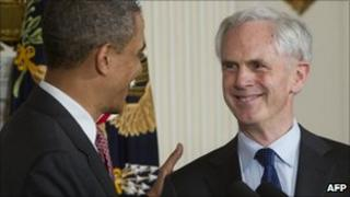 President Barack Obama and John Bryson