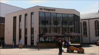Vanguard pub