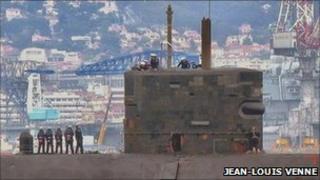 HMS Trenchant (pic: Jean-Louis Venne)