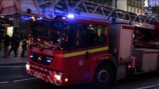 Fire appliance