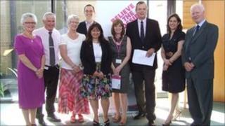 NHS Borders breast cancer service pledge