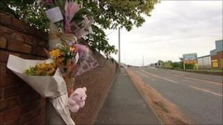 Four people died in a crash in West Bromwich